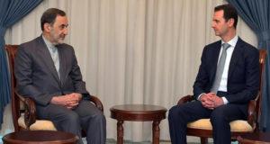 سوريا وإيران توقعان اتفاقيات اقتصادية في قطاع الكهرباء والصناعة والنفط والاستثمار