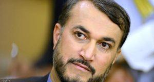 حسين أمير عبد اللهيان: نائب وزير الخارجية الإيراني ـ أرشيف