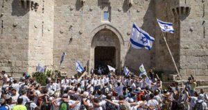 مسيرات المستوطنين إلى المسجد الأقصى