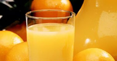 عصير برتقال - أرشيفية