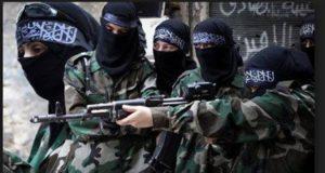 نساء داعش - أرشيفية