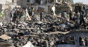 جانب من العنف فى اليمن