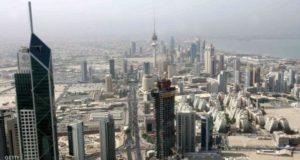 .منظر عام لمدينة الكويت.