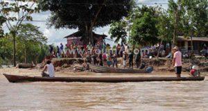 فيضانات ميانمار