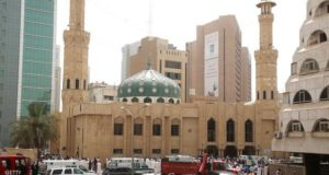 .التفجير استهدف مسجد الإمام الصادق في الكويت