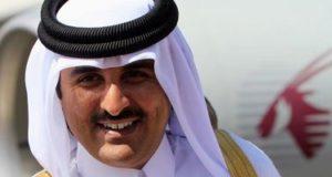 أمير دولة قطر تميم بن حمد