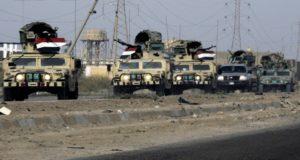 القوات الأمنية العراقية تواصل عمليات تطهير الأنبار من داعش