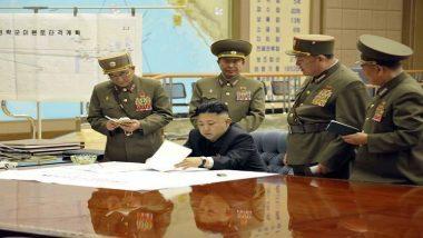 زعيم كوريا الشمالية كيم جونغ أنون