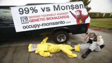 """شركة """"مونسانتو"""" الأمريكية أمام المحكمة الجنائية بتهمة ارتكاب جرائم ضد الإنسانية"""