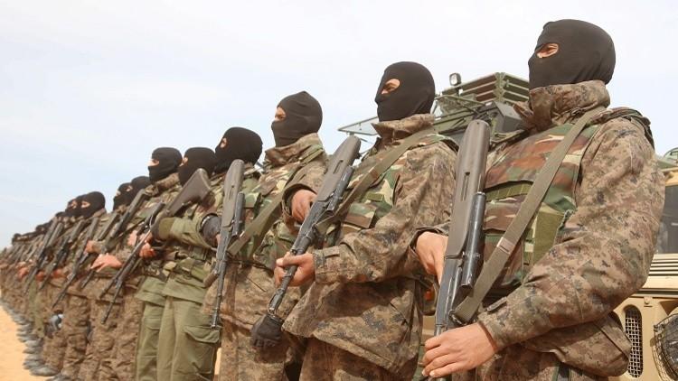 القوات التونسية الخاصة