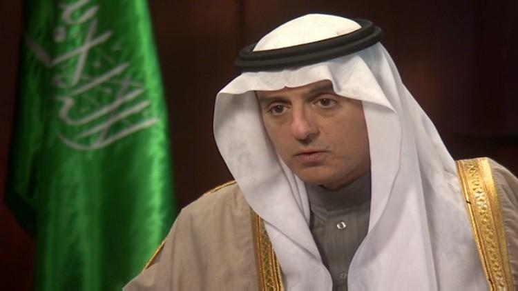 وزير الخارجية السعودي عادل الجبير في مقابلة مع شبكة cnn