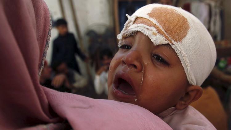 الأمم المتحدة: ارتفاع عدد القتلى المدنيين الافغان إلى 3545 العام الماضي