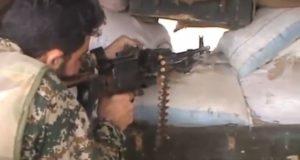 معارك في محيط دير الزور -أرشيف