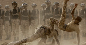 عناصر من القوات السعودية الخاصة