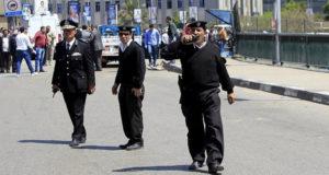 عناصر الشرطة المصرية ـ أرشيف