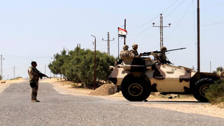 القوات المصرية
