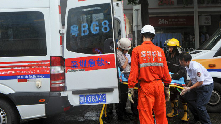 مصرع 13 شخصا باقتحام شاحنة لحشد في الصين