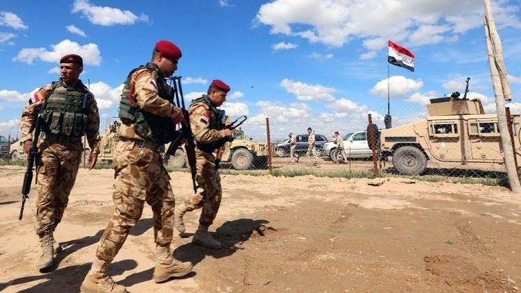 القوات العراقية في نينوى