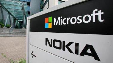 مايكروسوفت تنوي بيع العلامة التجارية نوكيا لمصانع فوكسكون