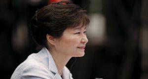 رئيسة كوريا الجنوبية باك كون هيه