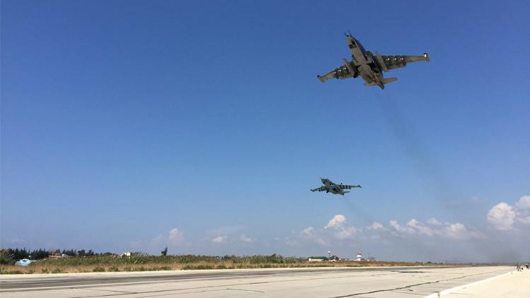 طائرات روسية في سوريا