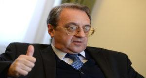ميخائيل بوغدانوف - نائب وزير الخارجية الروسي