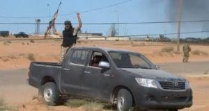 قوات ليبية موالية للحكومة