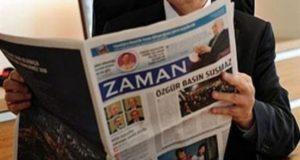 صحيفة زمان التركية المعارضة