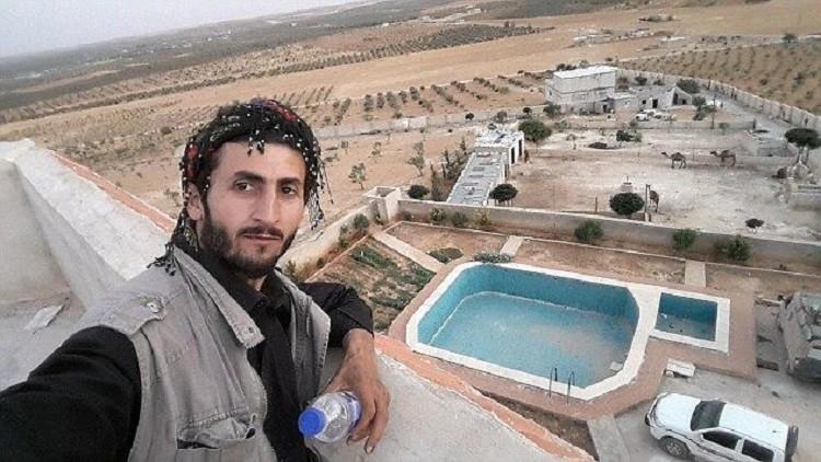"""العثور على قصر زعيم """"داعش"""" في سوريا"""