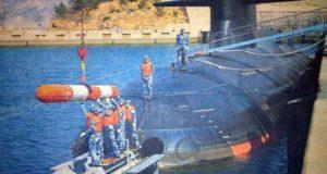"""أول صورة من """"الشبح"""" الصيني: غواصة نووية خارقة"""