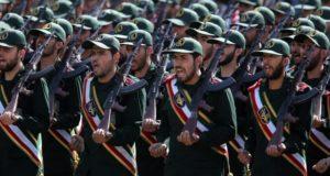 عناصر الحرس الثوري الإيراني - أرشيف