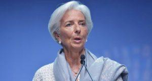 المديرة العامة لصندوق النقد الدولي كريستين لاغارد