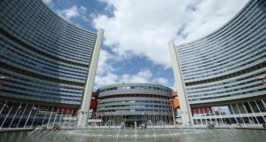 مبنى الوكالة الدولية للطاقة الذرية في مدينة فيينا النمساوية - أرشيف