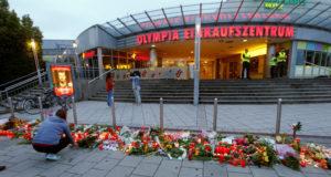 موقع الهجوم المسلح في ميونيخ