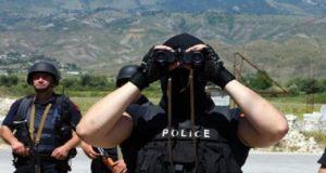 قوات الأمن الألبانية - صورة أرشيفية
