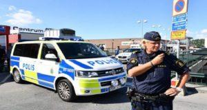إطلاق نار في أحد المراكز التجارية في مدينة مالمو السويدية