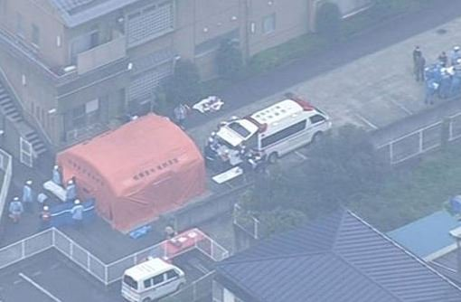19 قتيلا و45 جريحا في مجزرة طوكيو