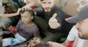 القوات السورية تقتل القائد العسكري في حركة الزنكي المشارك في ذبح الطفل عبدالله العيسى