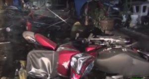 قتيل وجرحى بانفجار سيارة مفخخة في تايلاند