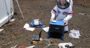 عام عاشه 6 علماء بظروف تحاكي ظروف المريخ