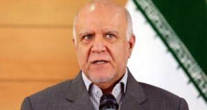 وزير النفط الإيراني