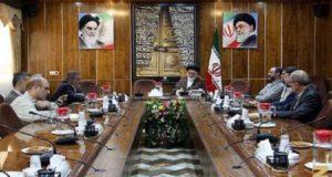 قاضي عسكر يلتقي مدراء المؤسسات القرآنیة
