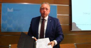 وزير الداخلية التشيكي ميلان تشوفانيتش