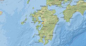 هزة أرضية بقوة 5.1 تضرب كوماموتو في اليابان