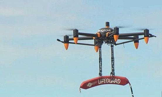 تطوير طائرة بلا طيار لحمل الأوزان وإنقاذ الأرواح