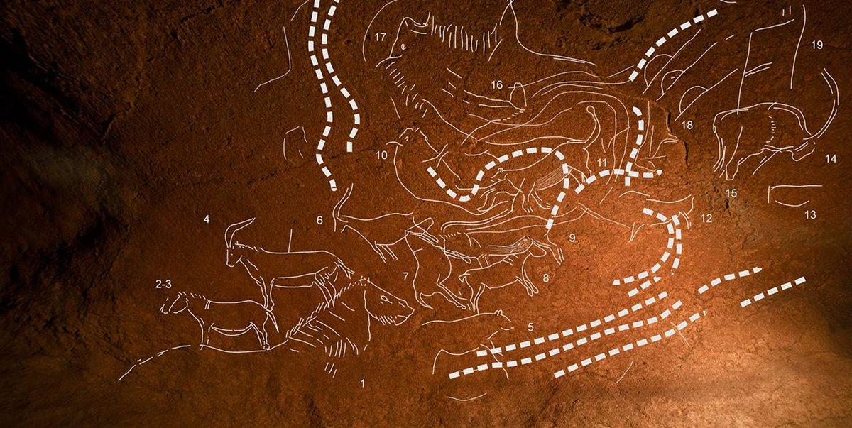 """اكتشاف """"كنز البشرية"""" في إسبانيا بعد 14 ألف عام"""