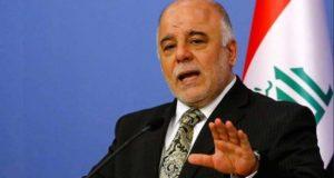العبادي: لا نحتاج الى مساعدة تركيا بمعركة الموصل