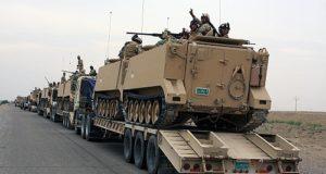القوات العراقية تواصل هجومها على الموصل