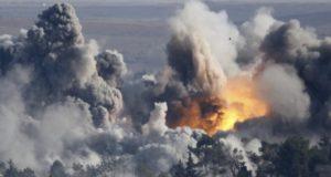 دمشق تطالب التحالف الدولي بوقف تدمير المواقع النفطية