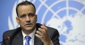 وفد صنعاء يتهم ولد الشيخ بالإنحياز للعدوان السعودي